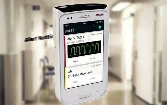 Ascom Myco smartphone slaagt voor security-test healthcare
