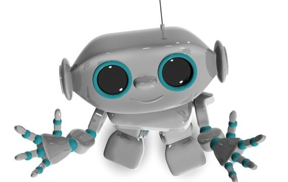 Robots opvoeden als baby's