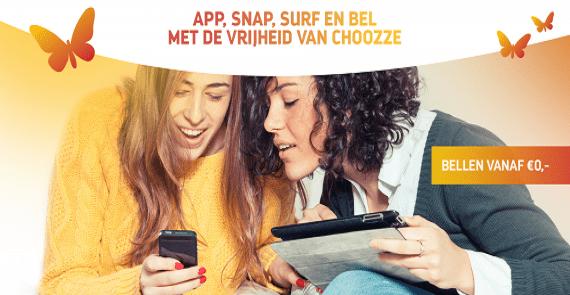 Choozze lanceert met succes 'freemium'-bellen in Nederland