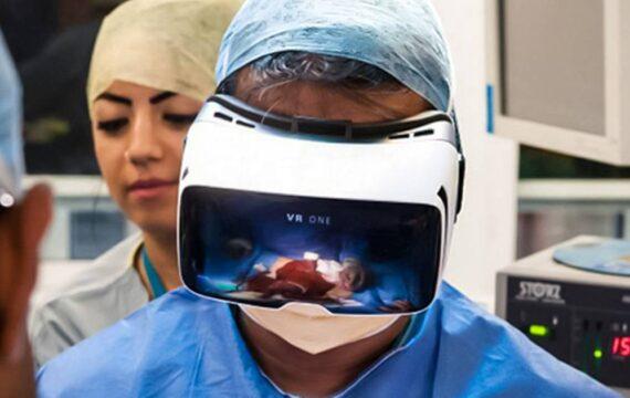 VR-operatie eerste stap op weg naar andere opleiding chirurgen
