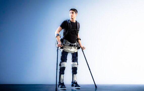 Suitx komt met nieuw 12,5 kilo wegend exoskelet