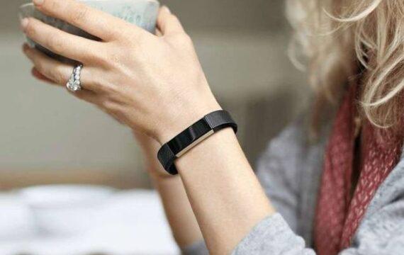 Hippe nieuwe fitnestracker van Fitbit