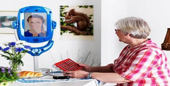 Europese Commissie investeert in zorgrobot