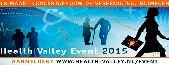 Health Valley Event 2015: Where health leads innovation