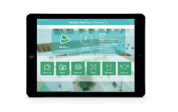 700 iPads voor patiënten Medisch Spectrum Ziekenhuis