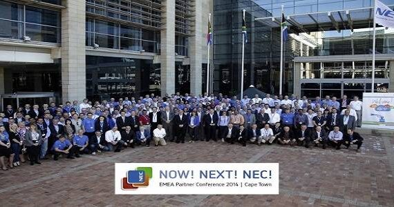 Zetacom wint NEC Best Healthcare Solution Partner Award 2014