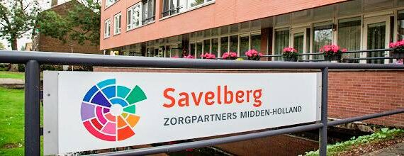 Ingebruikname zorgdomotica in Savelberg