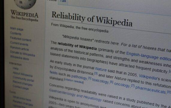 Wikipedia profiteert van nieuwe browserextensie