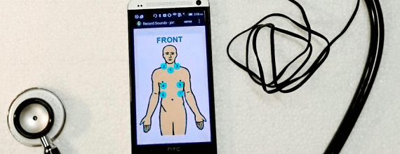 MIT researchers develop the world's first USB-powered mobile stethoscope