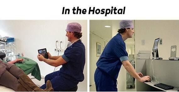 De Sphinx biedt volledige mobiele oplossing voor iPads en tablets in de zorg