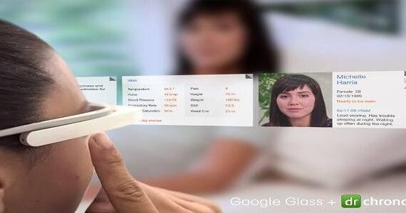 Google Glass vult medisch dossier aan