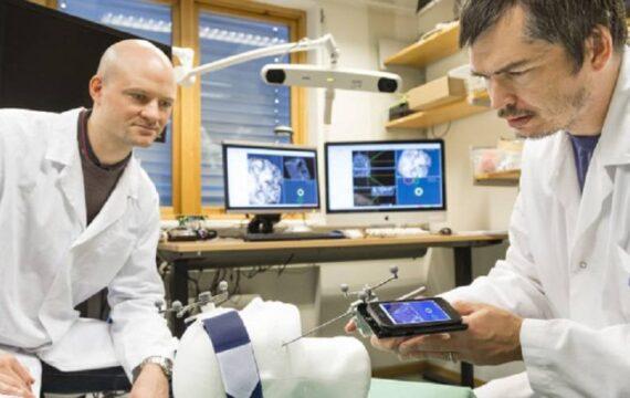 iPhone helpt injecties te richten – Nieuwsoverzicht van 13 oktober
