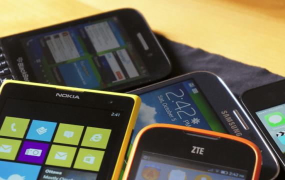 Smartphone arts bron van ziekenhuisinfecties