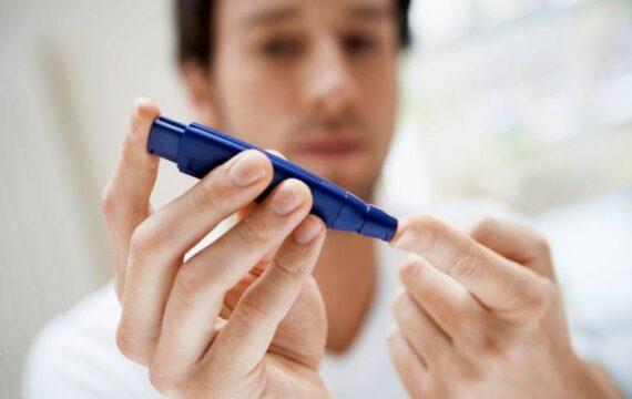 Meet glucose via je adem