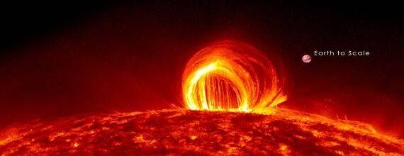 Naderende zonnestorm zal menig harde schijf beschadigen