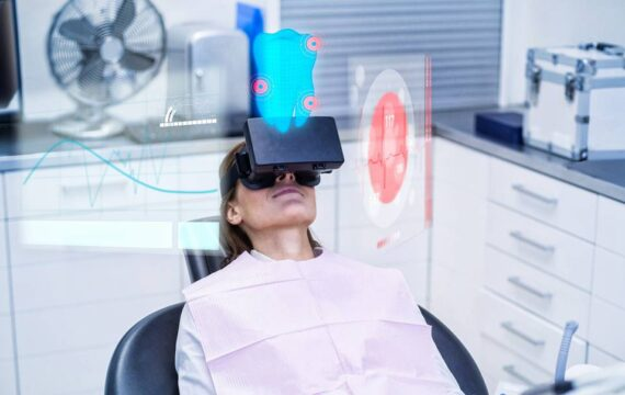 Virtual reality als pijnbestrijding