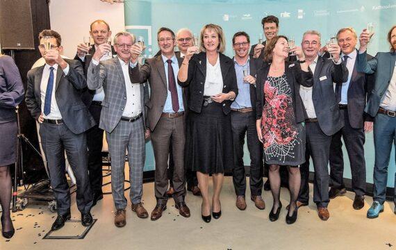 Triple Helix-partners richten health & high tech generator Briskr op