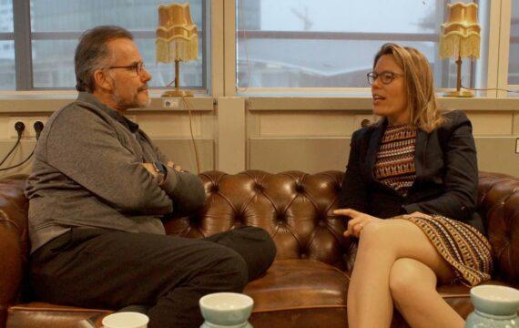 Lea Bouwmeester, Lucien Engelen:  'De digitale revolutie begint met een patiëntenrevolutie'