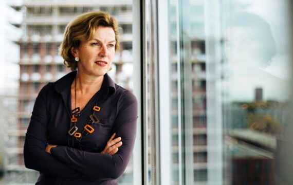Dianda Veldman Patientenfederatie Nederland ICT&health e-health