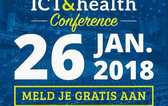 Slotmanifistatie e-healthweek kick-off implementatie technologie in de zorg
