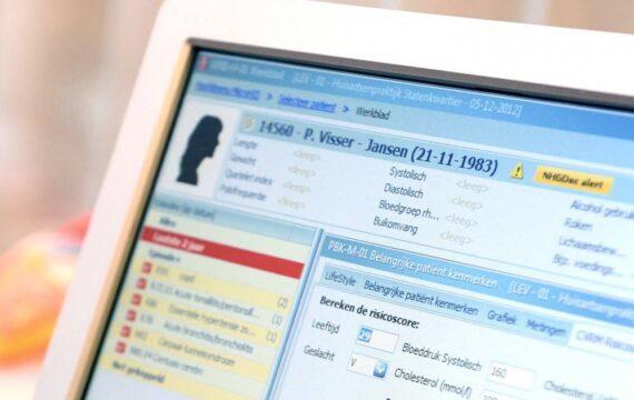 Bundeling digitale patiëntendossiers duurt langer