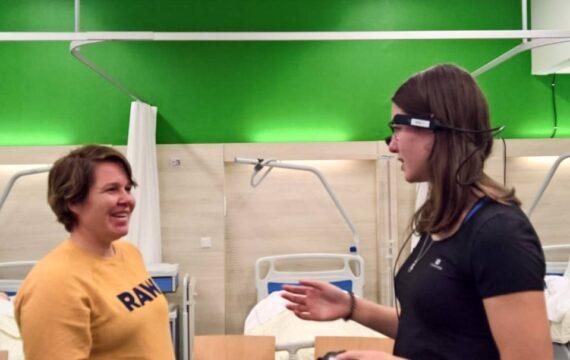 ROC Midden Nederland zet augmented reality in bij opleidingspilot zorg