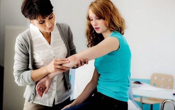 Studie: foto met smartphone geschikt voor pediatrische dermatologie