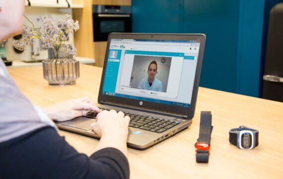 Beter zelfmanagement dankzij telebegeleiding in hart- en COPD zorg
