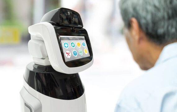 AI en robotica in de gezondheidszorg: geen gevaar, maar helpende hand