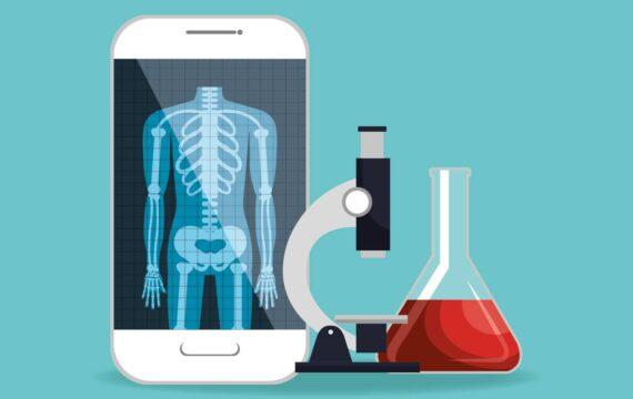 Stel leefstijlprofiel vast met chemische sporen smartphone
