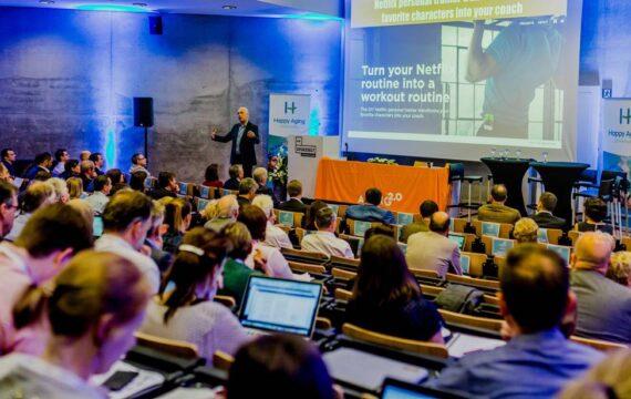 Aging 2.0 en Happy Aging organiseren European Summit