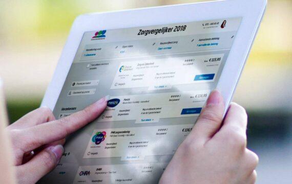 Consument vertrekt als zorgverzekeraar digitalisering niet op orde heeft