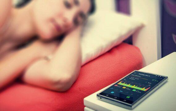 Slaap-apps ICT&health