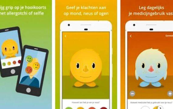 Met de AllerGoGo-app wil het Deventer Ziekenhuis kinderen helpen bij het grip krijgen op hooikoorts.