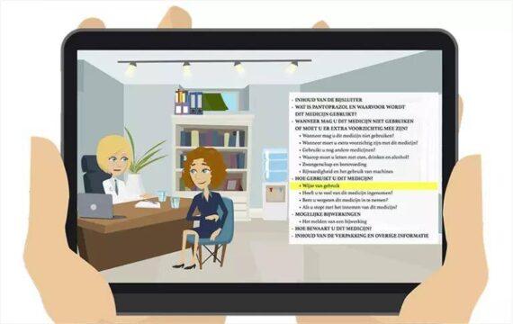Health Base en Stichting Kijksluiter komen met een nieuwe website die mensen de keuze biedt tussen leven van of kijken naar informatie over geneesmiddelen.