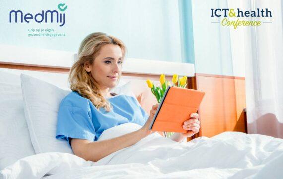 MedMij is actief tijdens de e-healthweek 2018. We zijn een samenwerking aangegaan met ICT&health