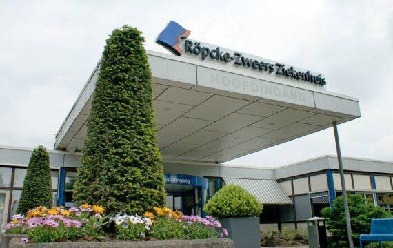 Röpcke-Zweers Ziekenhuis voorziet patiënten digitaal van informatie