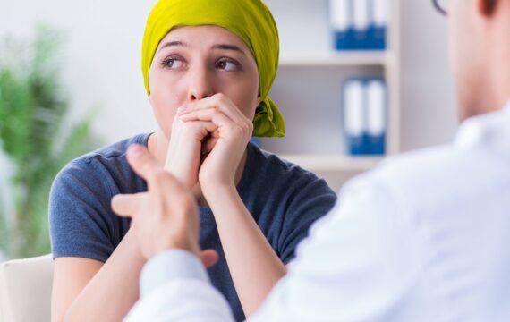 Patiënten met longkanker registreren bijwerkingen met smartphone-app
