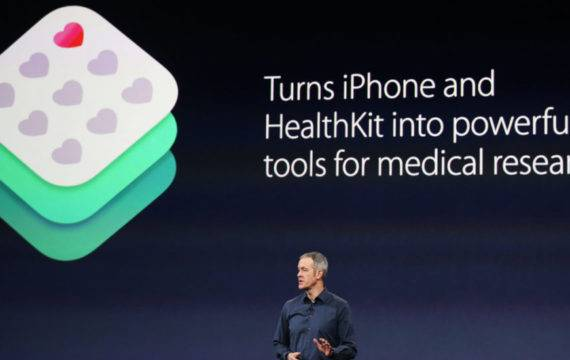 Bill Gates kaapt health executive weg bij Apple