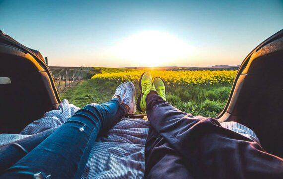 Uit onderzoek van LUMC-onderzoekers tijdens het Lowlands-festival vorig jaar augustus blijkt dat tegenpolen elkaar aantrekken.
