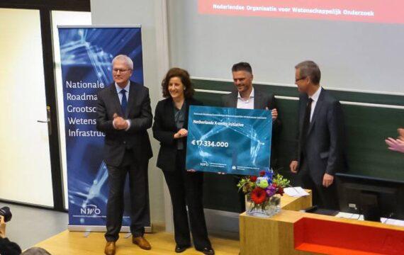 NWO stopt 138 miljoen euro in wetenschappelijke infrastructuur