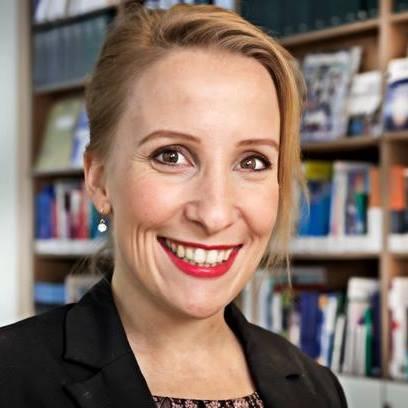 Sofie van der Meulen AP ICT&health