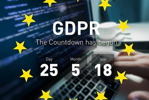 Deadline GDPR AVG ICT&health