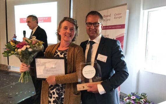 VBHC Primary Care Award naar COPD InBeeld