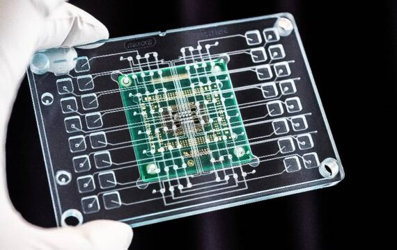 Lab-on-a-chip ICT&health Science
