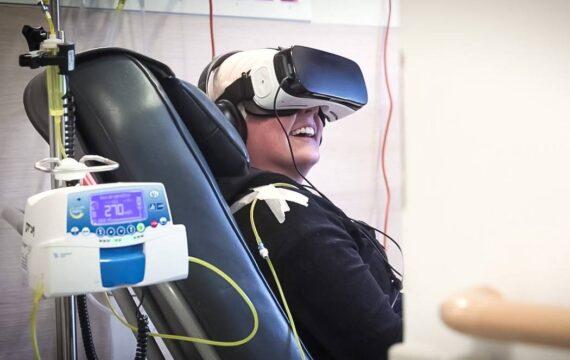 VR ICT&health e-health