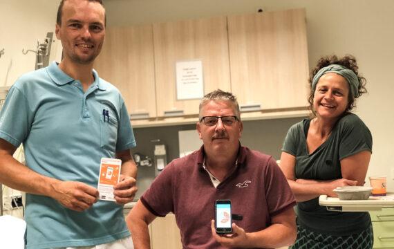 ASZ brengt bezoek SEH voor patiënt in kaart met app