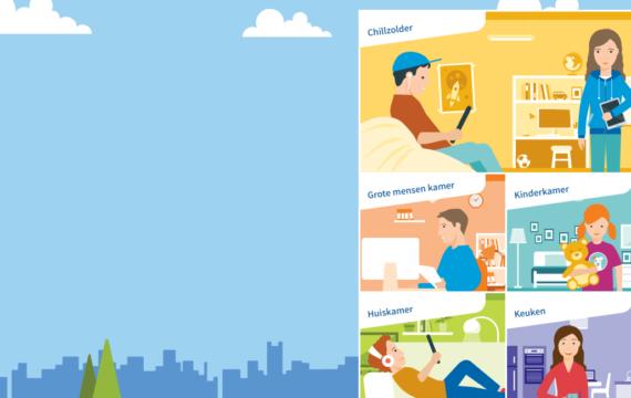 CWZ biedt kinderen ziekenhuisinformatie met aparte website