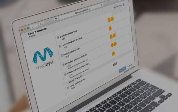 MedEye voorkomt 100.000 medicatiefouten
