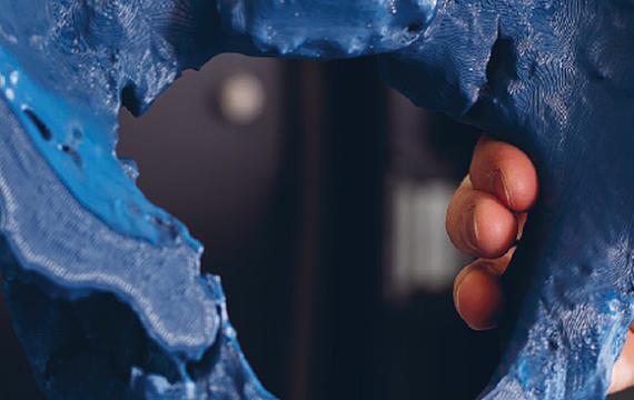3D-printen gezichtsprotheses binnenkort mogelijk